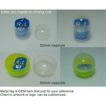 Подгонянные ABS/ПВХ/ПП пластиковый шар с процесс впрыска