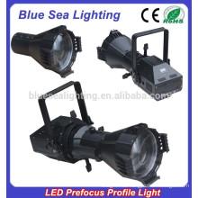 200W LED weiß / 4IN1 prefocus Profil Spot Studio LED Licht