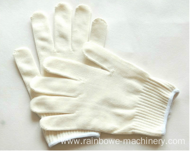Typical Glove Knitting Machine