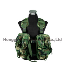 Molle Combat Vest Amphibious Tactical Safety Vest for Military (HY-V052)