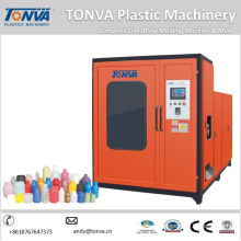 Tonva Bottle Plastic Machine of 2L Single Station Blowing Machine