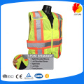 EN ISO 20471clear reflective plastic material