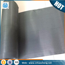 Hitzebeständiges 40 50 100 mesh nicr-Legierung / Nichrom-Drahtgeflecht für industrielle Infrarotgasbrenner