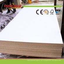 Weißes lamelliertes Spanplatten für Schreibtisch