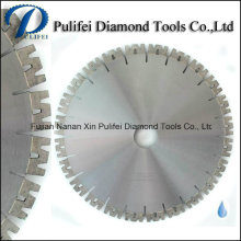New Segment Disc Wet Cutting Stone Diamond Cutting Blade for Bridge Saw