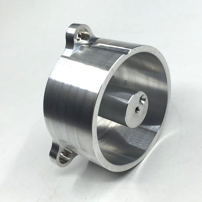 custom aluminum parts machining