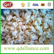 Frozen Organic Cauliflower with Brc Certificate