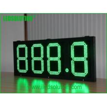 Exhibición del número de Digitaces \ muestra de la exhibición del número del LED \ tablero del número del LED
