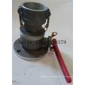 Aluminum Alloy Nonreturn Ball Valve Female