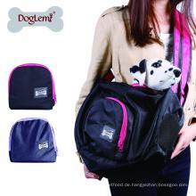 Faltbare Katze Schlafsack Pocket Soft Seitige Pet Carrier Doglemi Neue Design-Großhandel Dog Carrier
