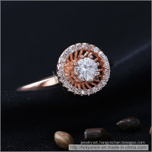 VAGULA Fashion Zircon Wedding Ring (Hlr14173)