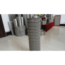 Reversed Wedge Wire Screen Anping Manufactory