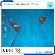 Blue Waterproof Materials PE Tarp for Tent with High Quality