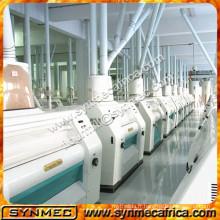 Le moulin électrique de rouleau de farine de serins de MME / machines de fraisage de farine / machines de fraisage de farine de blé