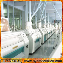 Automatic all-purpose maize hammer mill for flour