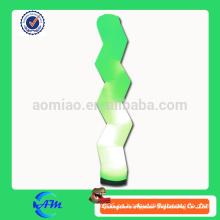 Decoración inflable inflable de la boda de la columna ligera inflable del pilar para la venta