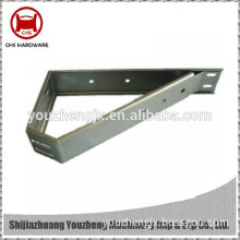 hot dip galvanized steel metal curtain rod bracket