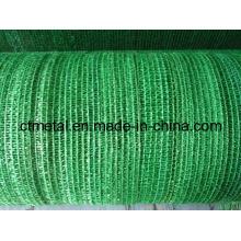 Construcción Red de seguridad verde 80-200G / M2