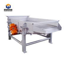 black garlic powder linear vibrating screen