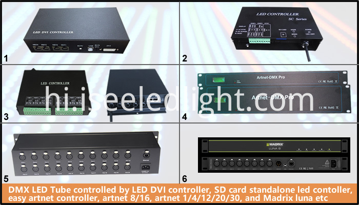 led tube light controller