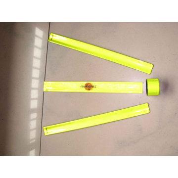 Reflective slap wrap/armband