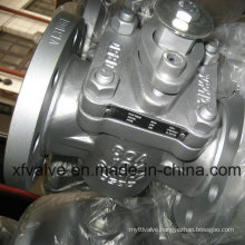 Stainless Steel Soft Sealing Sleeve Type RF Plug Valve