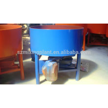manual loading electric portable concrete mixer two behind 350L