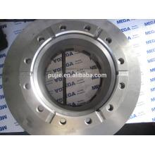 Hochwertige Bremsscheibe für Iveco 2992477 2996327 7184136