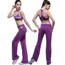 Горячая Сжатия Продажа Женщин Йога Одежда Спортивный Бюстгальтер