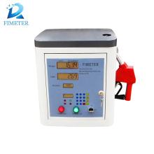 medidor de agua dispensador de combustible medidor de flujo de la boquilla para la venta