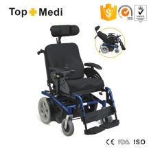 Topmedi High End Reclining High Back Power Wheelchair