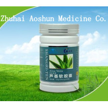 Aloe Vera Extract Soft Capsule for Adult with Gsp (AH-16-039)