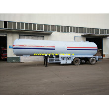 28MT 59500 Liters Bulk Propane Trailers