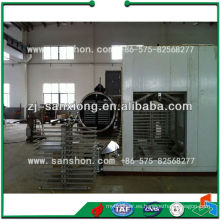 China Máquina de secado por congelación de vacío de frutas y verduras para alimentos FD