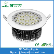 18W LED Ceiling Lighting for Home Furnishing