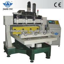 JK-3080S Cylindre et 3d CNC Stone Router