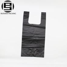 Gilet recyclable gérer des sacs poubelle noirs durables