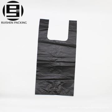 Переработке жилет ручки прочные черные мешки для мусора