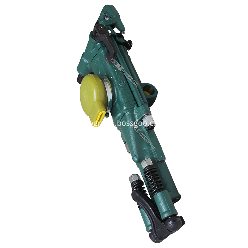 hand held rock drill