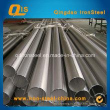 TP304 Сварная труба из нержавеющей стали для транспортировки жидкости