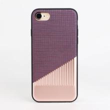 2017 unique design TPU and PC phone case for iphone 7