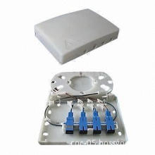 Fiber-optic Terminal Box, Suitable for 19-inch Standard Structure