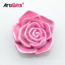 Magnifique accessoire de vêtement de fleur de conception