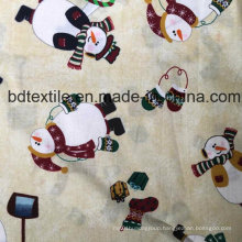 Top Quality Latest Style Wholesale Decorative Union Textiles X′mas 100%Cotton Fabric
