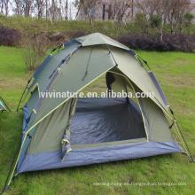 Suficiente espacio suficiente para la solidez a prueba de agua Wilder Summer Camp Tent