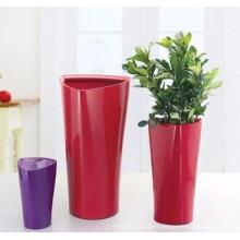 Fibra de vidrio Garden Decoration Flower Container