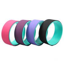 Yugland Wholesale Factory Direct Sale  EVA Most Comfortable Yoga Wheel With Custom Size