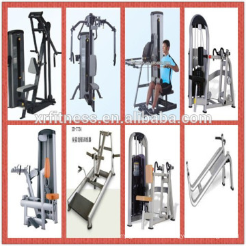 Strength Machine Seated Row standing rowing machine multi gym equipment