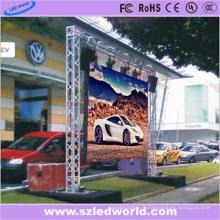 Panneau extérieur d'affichage à LED de location de P8 Fullcolor pour l'étape (CE)