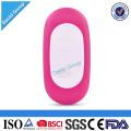 Cepillo limpiador facial de Silicone eléctrico impermeable de la silicona que limpia profundamente y productos del cuidado de piel